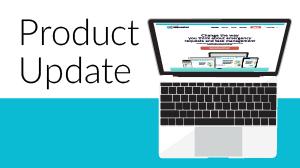 November 2017 Product Update